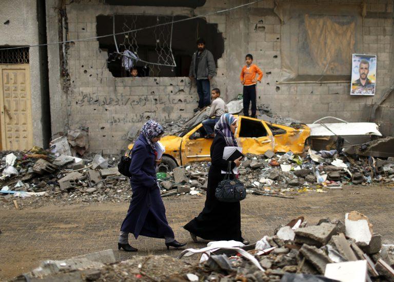 Τους 173 έφτασαν οι νεκροί στην Παλαιστίνη | Newsit.gr