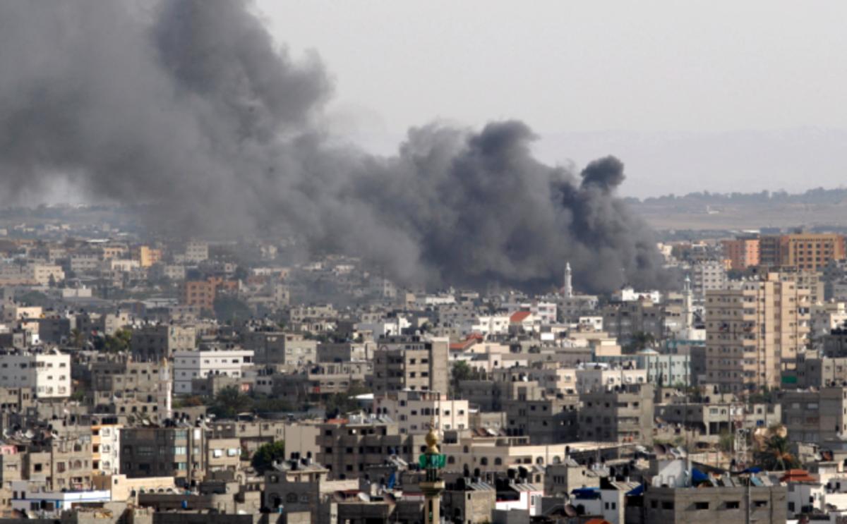 Το Ισραήλ απάντησε με βομβαρδισμό του αρχηγείου της Χαμάς – ΒΙΝΤΕΟ | Newsit.gr