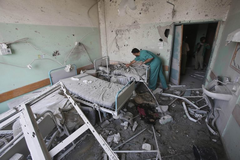 ΠΟΥ:'Εκκληση να επιτραπεί η μεταφορά φαρμάκων προς τη Γάζα