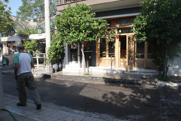 Ποιος ήταν ο στόχος του εκτελεστή στο Γκάζι | Newsit.gr