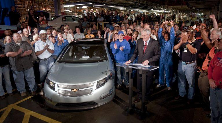 Για πρώτη φορά κερδοφόρα η General Motors   Newsit.gr