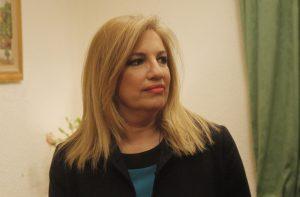 Γεννηματά: Δεν θα γίνουμε μέρος της θεατρικής παράστασης των ΣΥΡΙΖΑ – ΑΝΕΛ