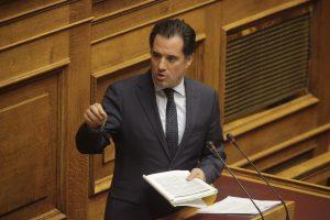 """Γεωργιάδης για εξαγγελίες Τσίπρα: Λέει στους εταίρους """" ή με βοηθάτε ή πάω σε εκλογές"""""""