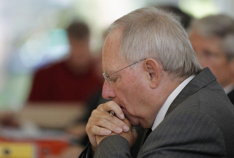 Κρίσιμη συνάντηση Γκάιτνερ, Σόιμπλε και Ντράγκι | Newsit.gr