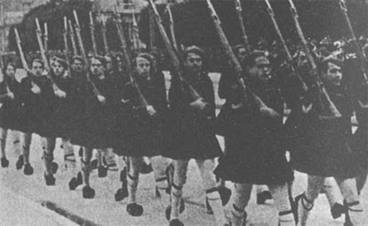 Ποιοι ήταν οι «Γερμανοτσολιάδες»; | Newsit.gr