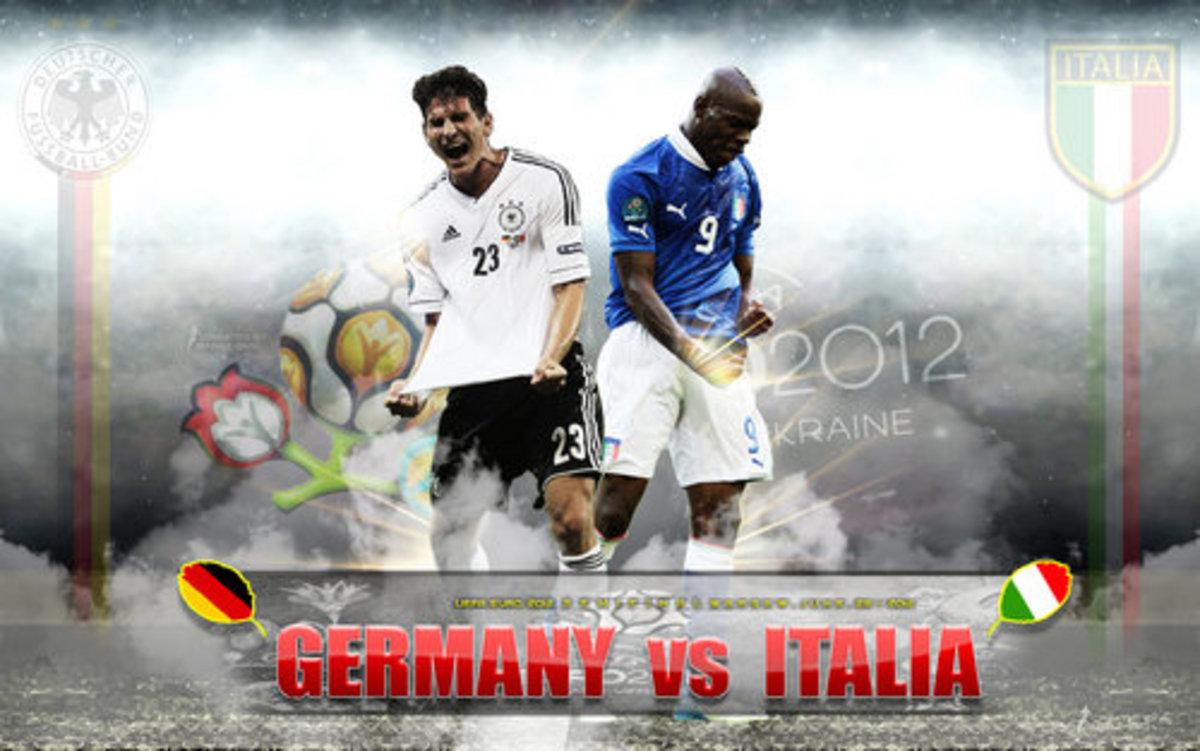 Σύγκρουση… γιγάντων – Γερμανία-Ιταλία (21:45) | Newsit.gr