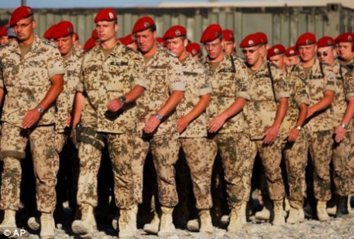 Φεύγουν 500 Γερμανοί στρατιώτες απο τo Αφγανιστάν   Newsit.gr
