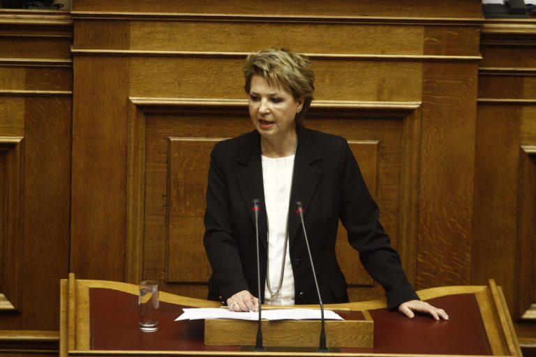 Γεροβασίλη: Να απολογηθεί ο Μητσοτάκης  για το ότι η χώρα έφτασε ως εδώ | Newsit.gr