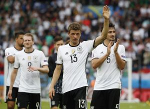 """Ενα γκολ ήταν αρκετό για τους """"16""""! Η Γερμανία προκρίθηκε"""