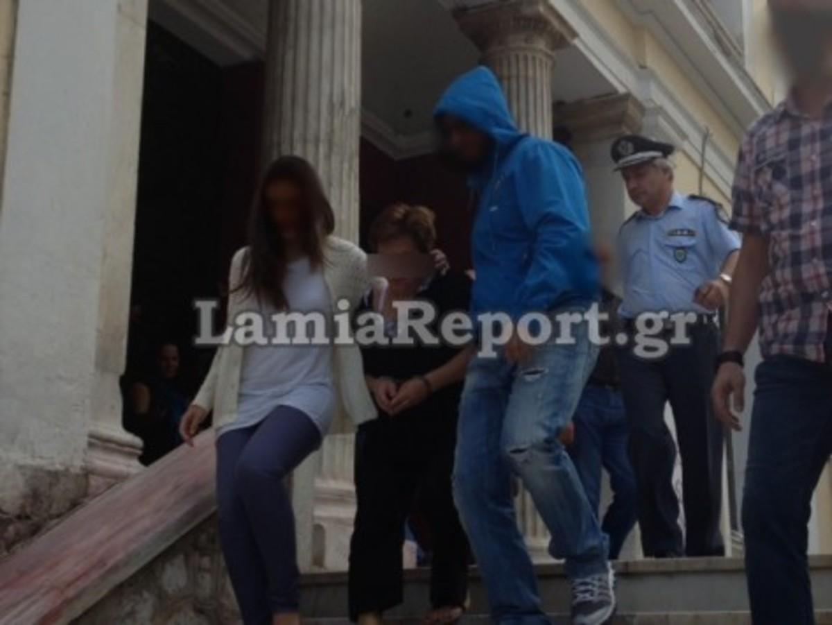 Φθιώτιδα: Στις φυλακές Κορυδαλλού το σατανικό ζευγάρι της Λαμίας! | Newsit.gr