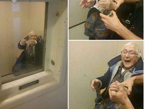 """""""Απίστευτη"""" 99χρονη: Συνελήφθη για την εμπειρία [pics]"""