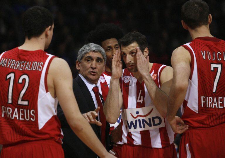 Γιαννάκης:Δεν σκεφτόμαστε ακόμα το Παρίσι | Newsit.gr