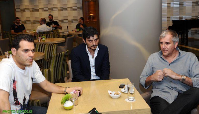 Την Δευτέρα το κρίσιμο ραντεβού Ομπράντοβιτς-Γιαννακόπουλων | Newsit.gr