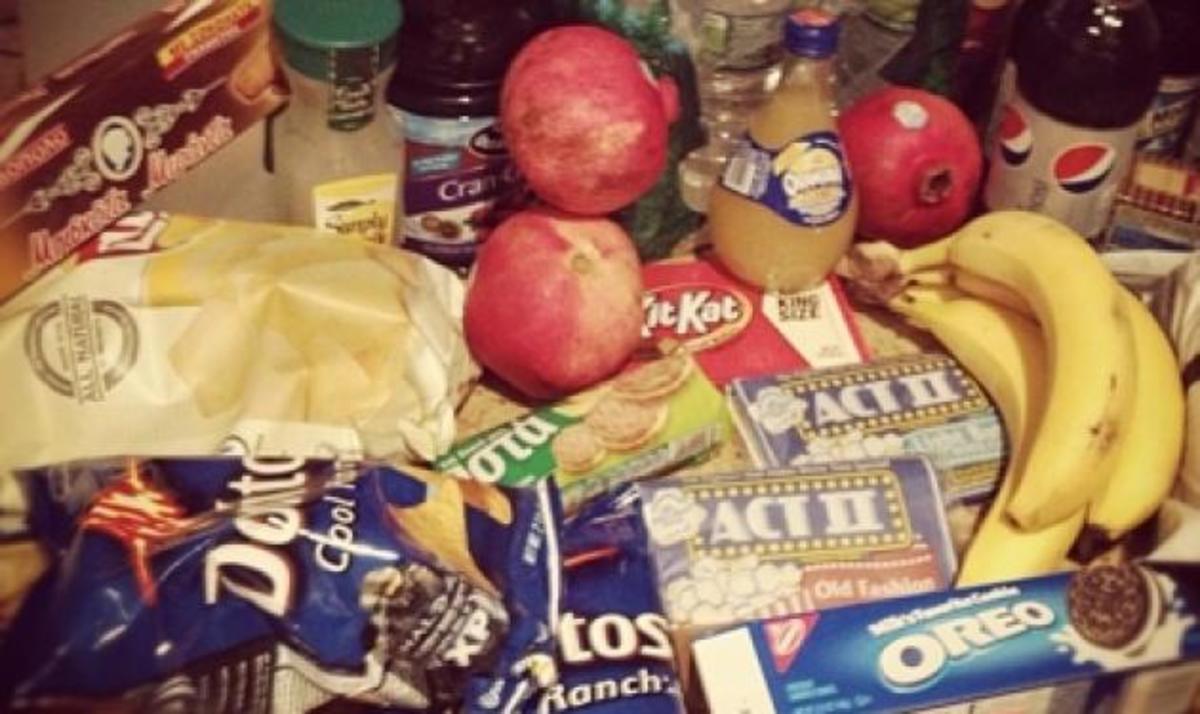 Ποιος διάσημος Έλληνας προμηθεύτηκε αυτά τα τρόφιμα, περιμένοντας τον τυφώνα Sandy;   Newsit.gr