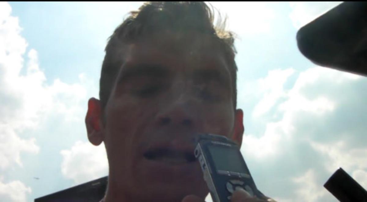 Τα κλάμα του Γιαννιώτη μετά την 4η θέση (VIDEO) | Newsit.gr