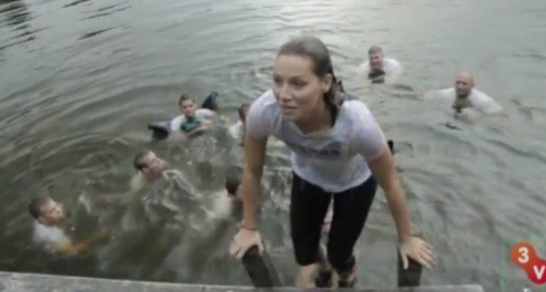 Γυναίκα SEAL! Δείτε πως περνά τις σκληρές δοκιμασίες – ΒΙΝΤΕΟ | Newsit.gr