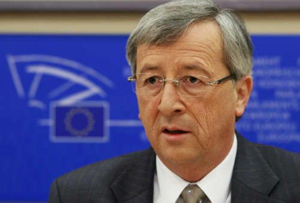 Γιούνκερ : Έλληνες υπάρχουν και όρια | Newsit.gr
