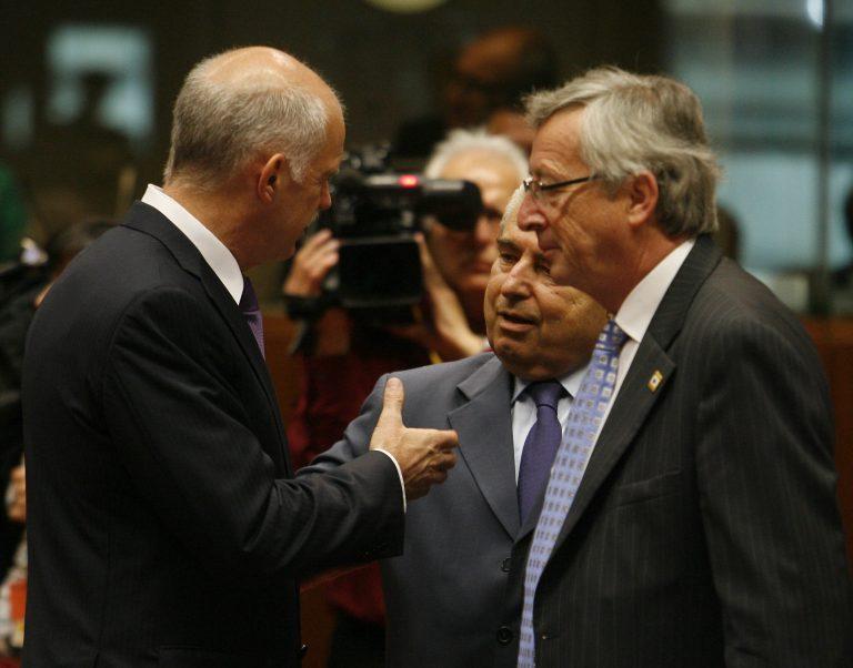 Γιούνκερ: παίρνουμε μέτρα για να μην μας καταστρέψει η Ελλάδα | Newsit.gr