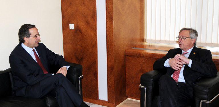 Μετά τον Μπαρόζο και ο Γιούνκερ στην Αθήνα | Newsit.gr