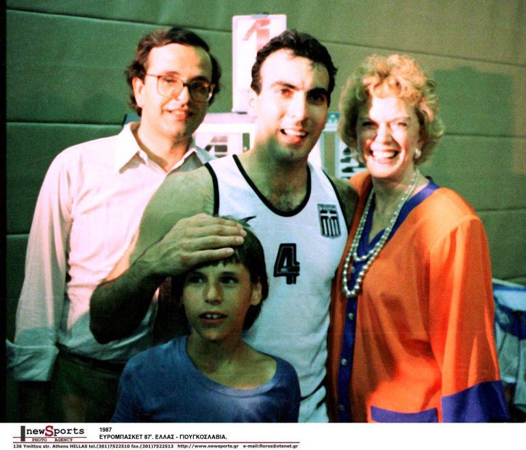 Με τον Γκάλη, τον Αντώνη, την Μαργαρίτα και τ' άλλα παιδιά… | Newsit.gr
