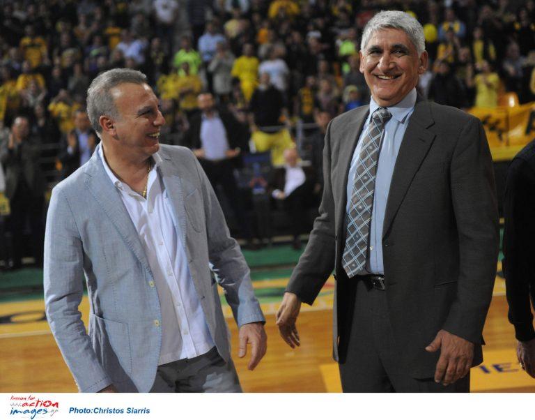 Μια απίστευτη «τιτανομαχία»! Γιαννάκης – Γκάλης 73-62   Newsit.gr