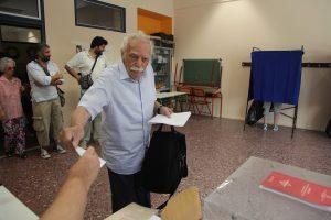 Εκλογές 2015 – Γλέζος: Το παλιό καθεστώς αποφάσιζε χωρίς να ρωτούν το λαό