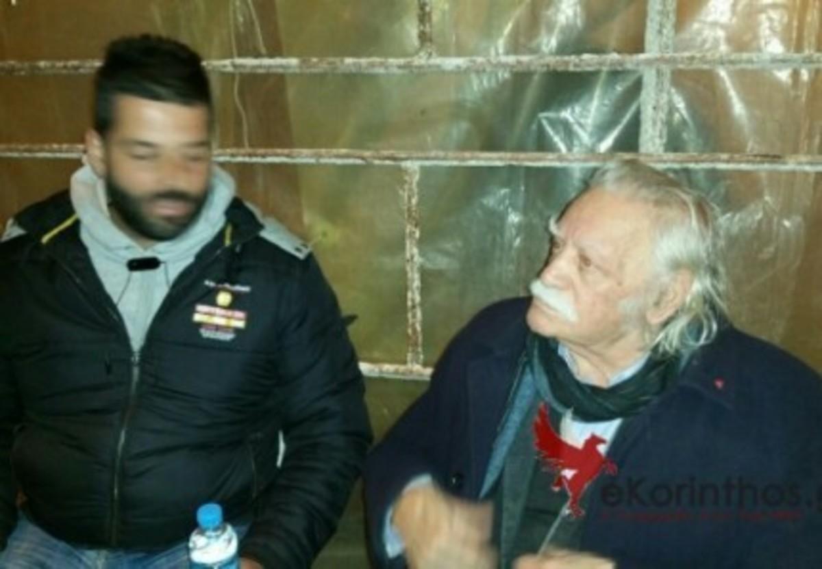 Γλέζος προς αγρότες: Ζητώ συγγνώμη που εμπιστεύτηκα τον Τσίπρα
