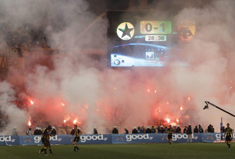 LIVE στο NewsIt o τελικός «παρωδία» – «Λύμπε», Δέλλας, Καφές σήκωσαν το 14ο κύπελλο στην ιστορία της ΑΕΚ | Newsit.gr