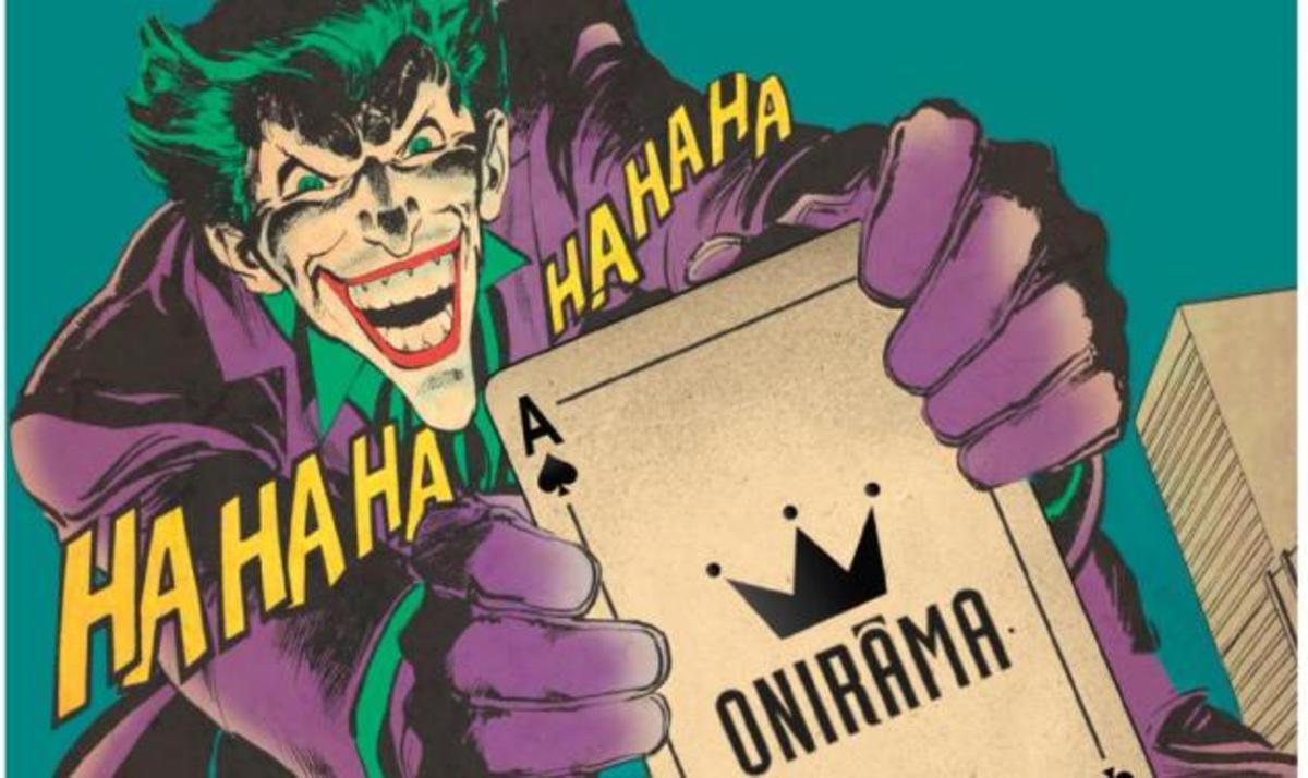 Το πιο ξέφρενο αποκριάτικο πάρτι στο Gotham City Stage με τους Onirama! | Newsit.gr