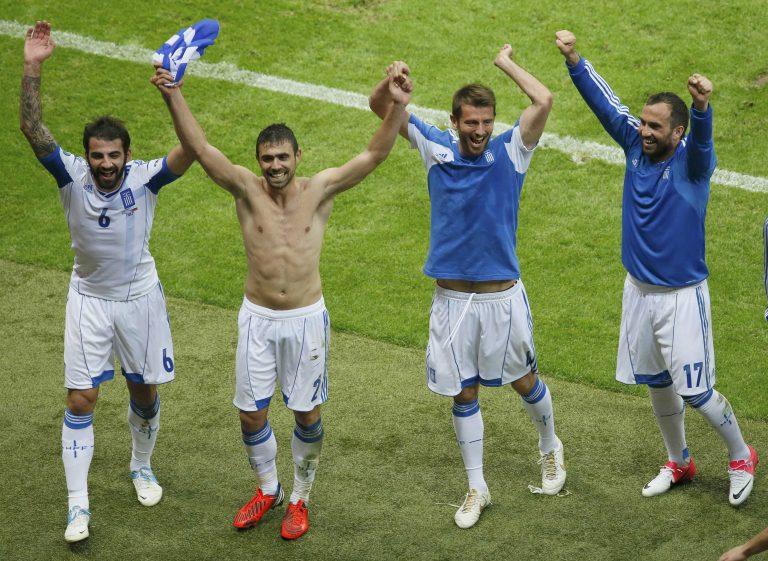 Συγχαρητήρια στην Εθνική από Σαμαρά και Βενιζέλο | Newsit.gr