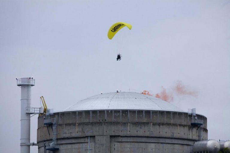 Greenpeace: «Κίνδυνος επίθεσης με αεροπλάνα στα πυρηνικά εργοστάσιο» | Newsit.gr