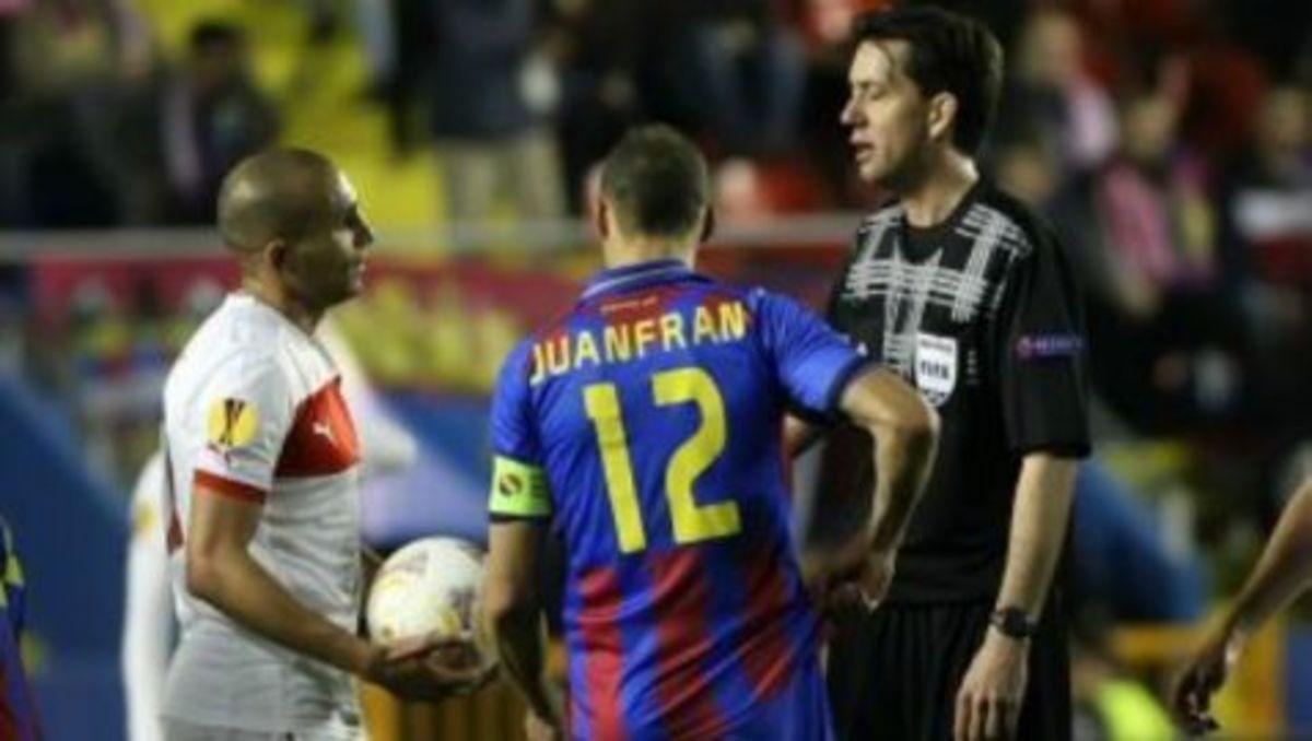Κατήγγειλε τον διαιτητή στην Ουέφα ο Ολυμπιακός! | Newsit.gr