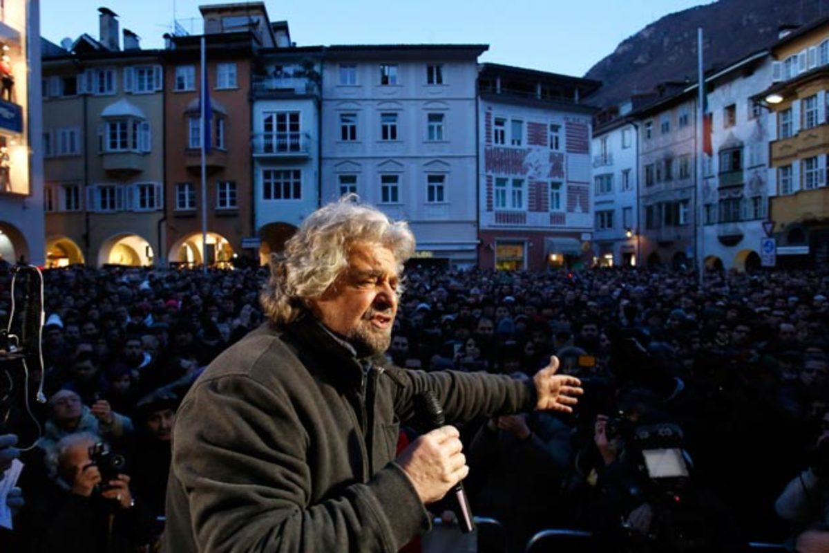 Μπέπε Γκρίλο: Κάντε με πρωθυπουργό | Newsit.gr