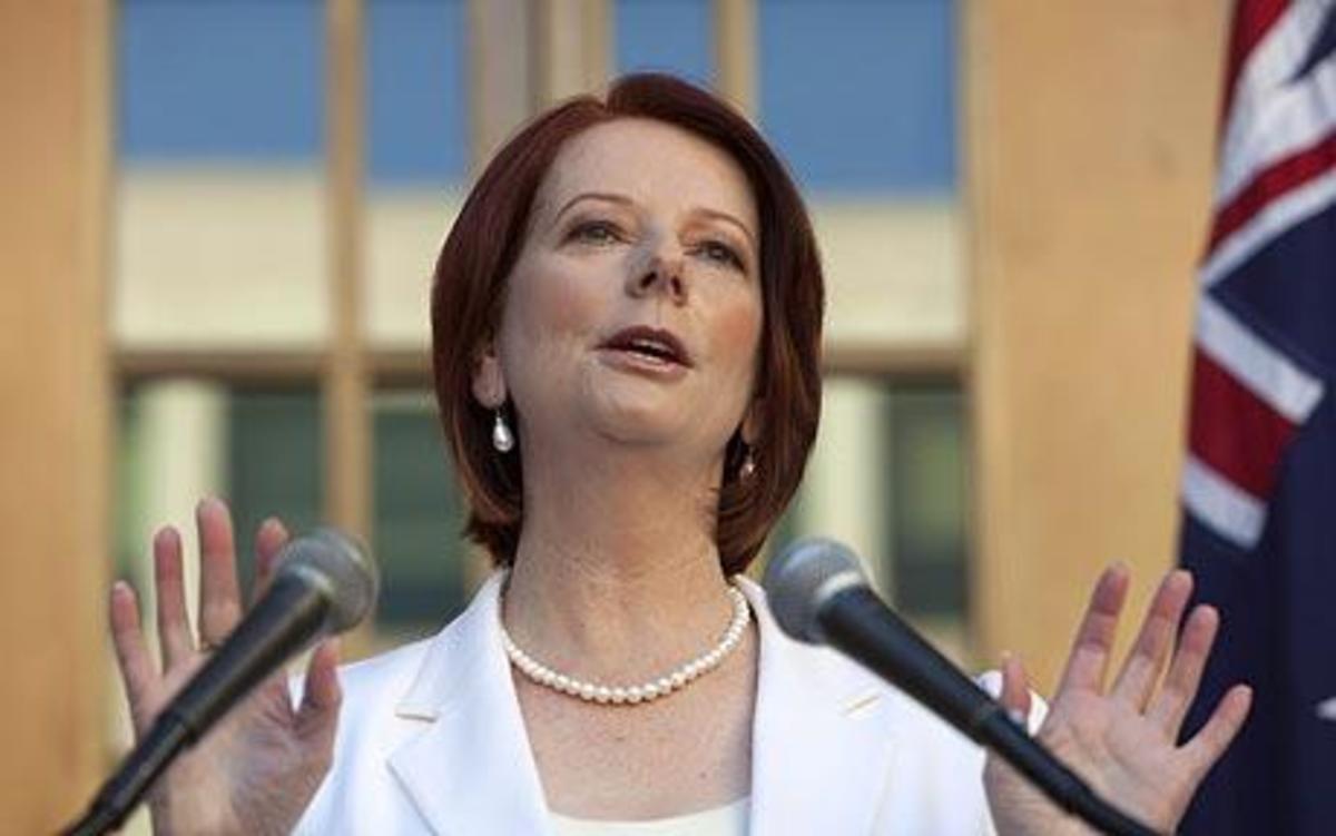 Απίθανο βίντεο για το τέλος του κόσμου – Τα σπάει η Πρωθυπουργός της Αυστραλίας | Newsit.gr