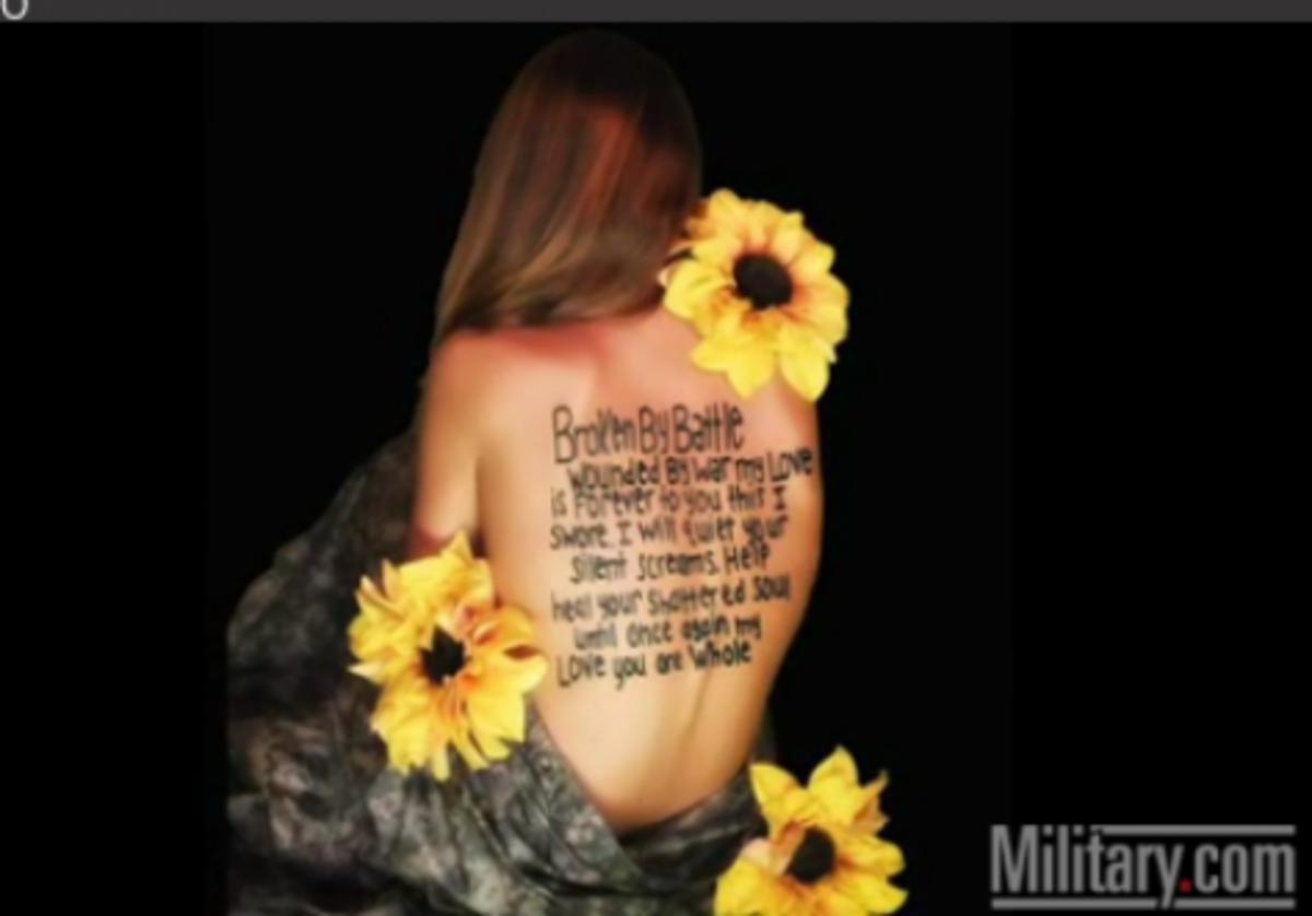 «Πολεμώντας γυμνές». Γυναίκες βετεράνων «μάχονται» γυμνές για σοβαρό σκοπό. ΒΙΝΤΕΟ   Newsit.gr