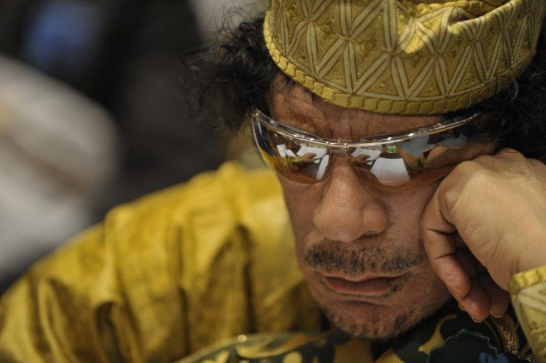 Παραλίγο επίτιμος διδάκτορας… Ανθρωπιστικών Επιστημών στην Ελλάδα ο Καντάφι   Newsit.gr
