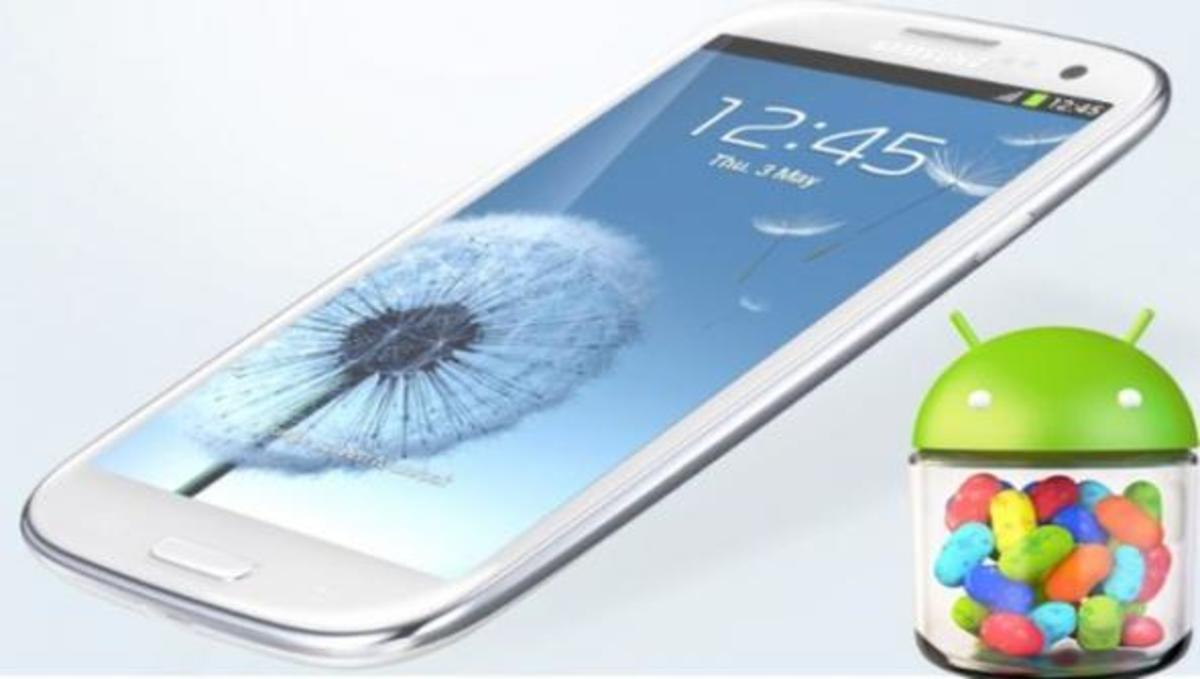 Επιτέλους αναβαθμίζεται το Galaxy SIII σε Jelly Bean! | Newsit.gr