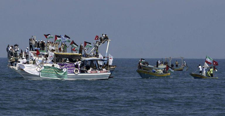 Ξεκίνησε η αποστολή από τη Γάζα – Απειλεί το Ισραήλ | Newsit.gr