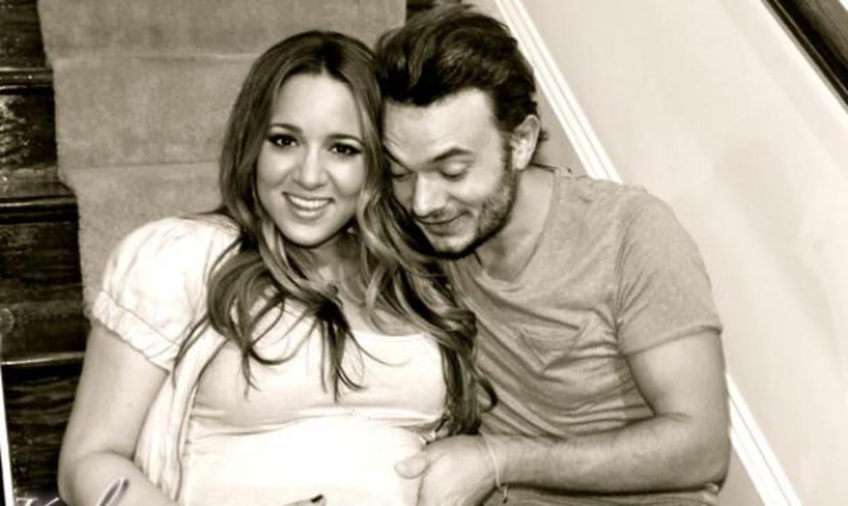 Καλομοίρα: Η συνάντησή της με τον αγαπημένο της φίλο λίγες μέρες πριν γίνει μανούλα! Φωτογραφίες   Newsit.gr