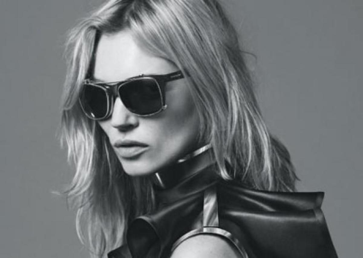 H Kate Moss είναι το πρόσωπο του οίκου Givenchy! | Newsit.gr