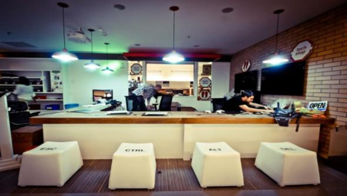 Πάρτε μία γεύση από τα νέα γραφεία της Google στη Βραζιλία!   Newsit.gr