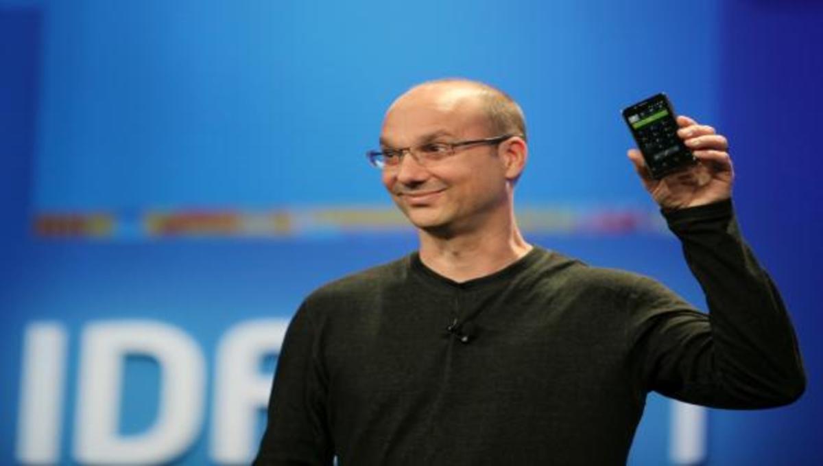 Παραιτήθηκε ο εμπνευστής του Android λειτουργικού | Newsit.gr