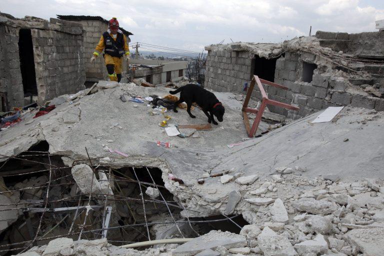 Ισχυρός μετασεισμός 6,1 ρίχτερ έσπειρε τον πανικό στην Αϊτή | Newsit.gr