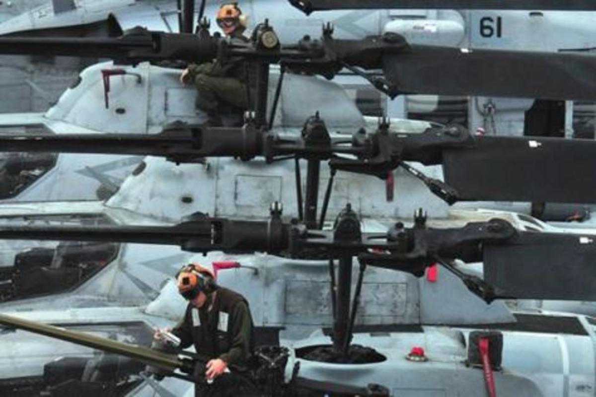 «Εξαφάνιση» μυστήριο «ομάδας μαχητικών ελικοπτέρων» !   Newsit.gr