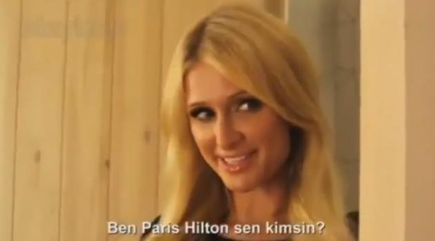 Πάρις Χίλτον …»αλά Τουρκ». Τηλεοπτική διαφήμιση στη Τουρκία | Newsit.gr