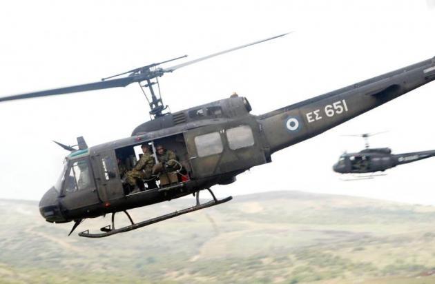 Παρολίγον τραγωδία με ελικόπτερο στα Δερβενοχώρια   Newsit.gr