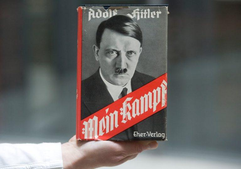 Το βιβλίο του Χίτλερ «ο Αγών μου» θα εκδοθεί για πρώτη φορά  στη Γερμανία | Newsit.gr