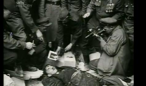 Είναι το πτώμα του Χίτλερ στη φωτό του Κόκκινου Στρατού;Βίντεο με το «κυνήγι» του Χίτλερ | Newsit.gr