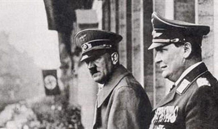 Απίστευτο! Ο ανιψιός του Χίτλερ ζητούσε απεγνωσμένα να πολεμήσει εναντίον των ναζί!   Newsit.gr