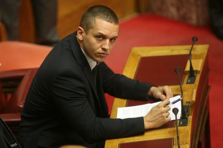 Χρυσή Αυγή: Να καταργηθεί η κρατική χρηματοδότηση των κομμάτων | Newsit.gr